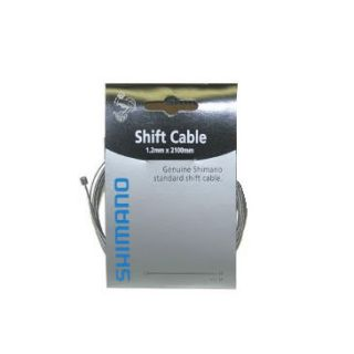 Shimano Deraill Shifter Cable 1 2 x 2100mm Road Mountain Bike Shift