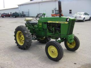 1963 John Deere 1010 RS Diesel Tractor 1 of 687