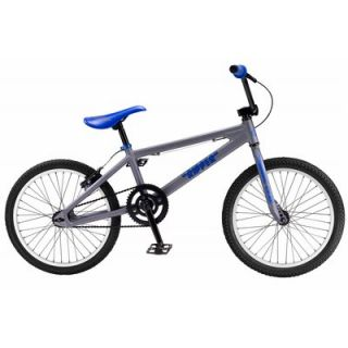 SE Ripper BMX Bike Dark Grey Matte 20