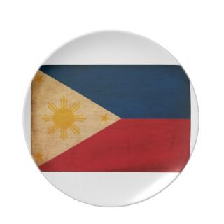 Show your Philippines Pride! Party Plate