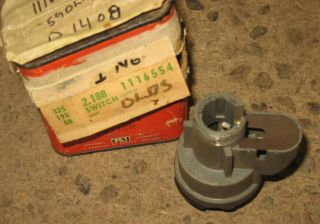 You are bidding on an NOS 1959 Oldsmobile Ignition Switch. Part
