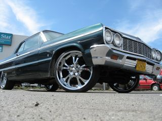 Caprice Impala 2WD Tahoe Jeep Wrangler 20 Wheels Rims