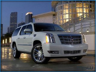 22 Factory Style Chrome Wheels Rims Escalade Cadillac OE Style