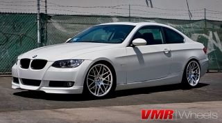 VMR 19 VB3 CSL Style Wheel Super Silver BMW 3 Series E90 E92 328i