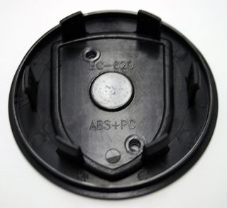 Porsche Black Wheel Rim Center Cap Caps Cayman 987 4pc