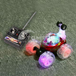 Invincible Twister Flash RC Stunt Car Remote Control