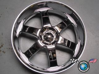 Ford Expedition F 150 Navigator 24 Chrome Boss 330 Wheels Rims