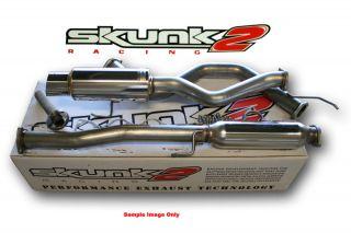 SKUNK2 Megapower Exhaust Catback 02 05 Honda Civic SI EP3