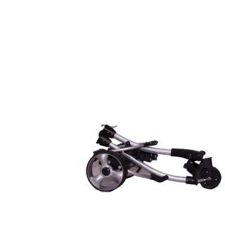 Electric Powered Golf Trolley Cart E2L Lithium ion Ultra Light Demo
