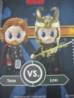 Marvel Hot Toys AA Cosbaby Thor Loki Asgard Odin Avengers movie
