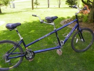 Trek T900 Tandem 2 Person Bike Bicycle Chicagoland 2 Man Bike