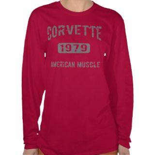 1979 Corvette Shirt