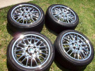 18 BMW WHEELS TIRES 318I 323I 325I 328I 330I 330CI E36 E46 Z3 Z4 OEM M