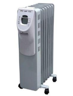 Comfort Zone CZ9009 Digital Oil Filled Radiator Heater   Brand New in