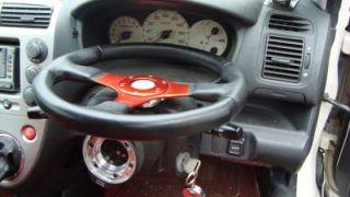 JDM Ukdm Honda Civic Type R EP3 K20A Engine Front End Head Light Lip