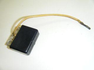 79 80 John Deere Sportfire 440 Trailfire Liquifire Rectifier Voltage