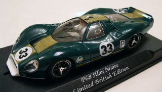 NSR 1053 Ford P68 British Limited Edition Slot Car 1 32