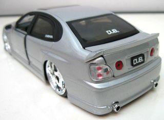 Jada Dub City Lexus GS430 Silver 1 24