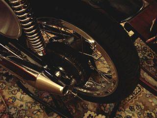 Best Pair of Classic Bikes 499 Manx Norton 920 Commando