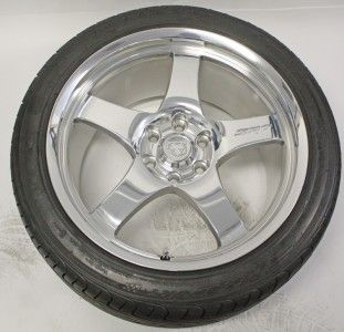 18 19 Dodge Viper SRT Wheels Tires Factory Polished