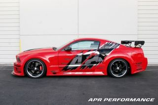 Apr Widebody Aerodynamic Kit Ford Mustang Shelby GT500