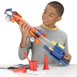Hot Wheels Test Facility Rocket Car Science Kit not Avail in Stores