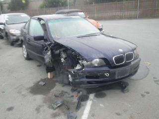 BMW 323i 4DR E46 Interior Door Panel Assembly L R