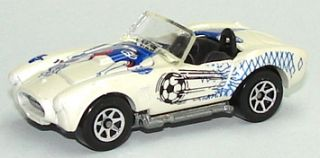Hotwheels Sports Car Series 1996