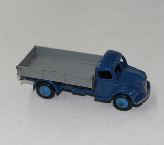 Toys 30M 414 Dodge Tipping Truck Medium Blue Blue Wheels Back