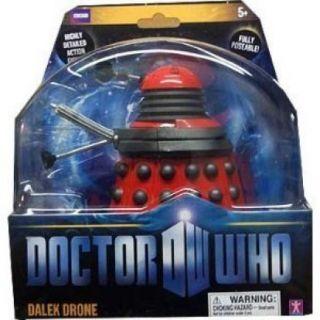 Doctor Who Dalek Paradigm Series Dalek Drone 6 Red