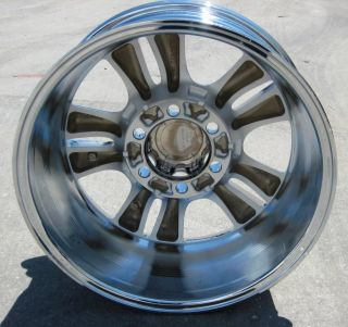 Lexus GX470 Tundra Sequoia Tacoma Chrome Wheels Rims Set Of