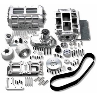 Weiand 6 71 Street supercharger Kit 7481P