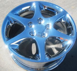 YOUR STOCK OEM 4 NEW 16 FACTORY LEXUS GS300 GS430 CHROME WHEELS RIMS