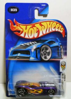 Hot Wheels 2004 35 First Ed 16 Angels Mint on Card