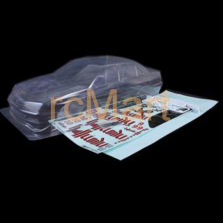 Tamiya 84139 Peugeot 406 St Body Set
