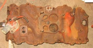 You are bidding on an Original 1974 Chevy Passenger 454 Iron Intake