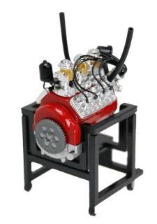 PTX Mini Ford V 8 460 Flat Head Engine 1 24 G Scale