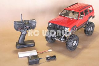 RC4WD 1 10 Rock Crawler RC Truck Jeep Cherokee 2 4GHz RTR 90 Metal