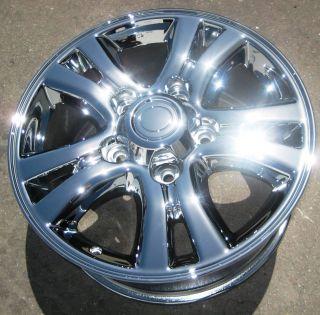 New 18 Factory Lexus LX470 Landruiser Chrome Wheels Rims GX470