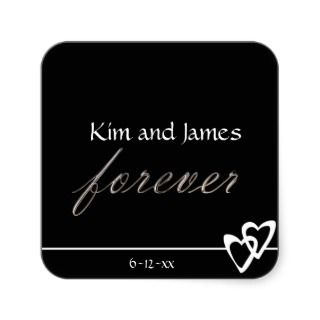 wedding envelope stickers