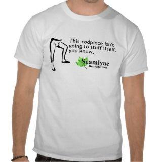 Seamlyne Promotional T Shirt