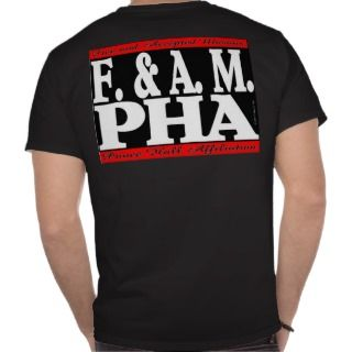 Prince Hall Master Mason T Shirt