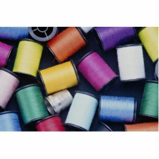 Beautiful Spools of thread Acrylic Cut Outs