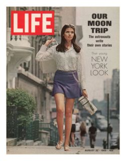 That Young New York Look, August 22, 1969 Photographic Print by Vernon Merritt III