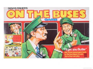 On the Buses Game Print