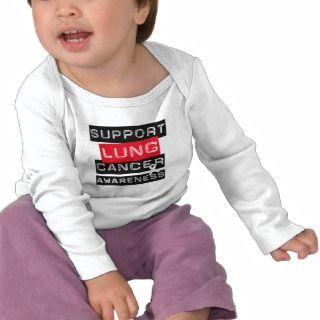 Lung Cancer Awareness T shirts, Shirts and Custom Lung Cancer