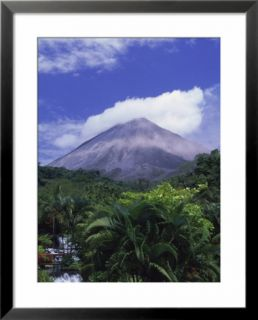 Tabacon Hot Springs, Costa Rica Pre made Frame