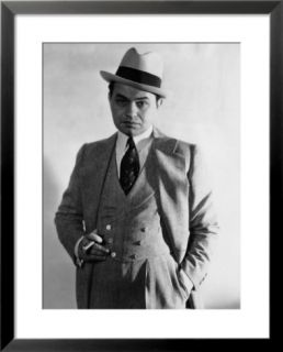 The Little Giant, Edward G Robinson, 1933 Pre made Frame