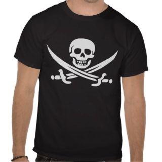 Kids Jolly Roger Pirate Tee