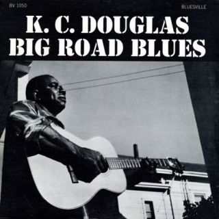 K.C. Douglas   Big Road Blues Wall Decal
